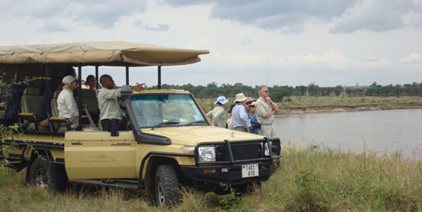 Tanzania Named Africa's Leading Safari Destination